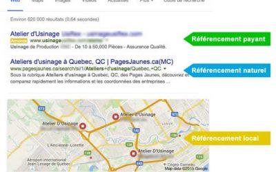 Pourquoi votre site web doit être obligatoirement dans la première page des résultats Google ?